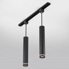 Трековый светодиодный светильник для однофазного шинопровода Glory Fly черный 9W 4200K